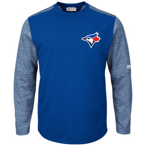 Toronto Blue Jays Authentic Collection Tech Fleece Royal by Majestic