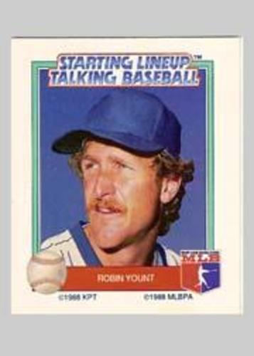 Photo of 1988 Starting Lineup All-Stars #38 Robin Yount