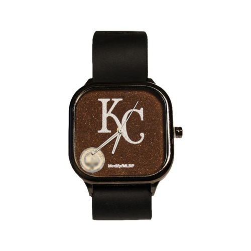 Photo of Kansas City Royals Game-Used Dirt Watch