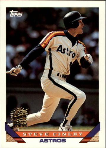 Photo of 1993 Topps Inaugural Marlins #148 Steve Finley