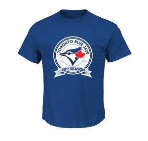 Men's 40th Season T-shirt by Bulletin