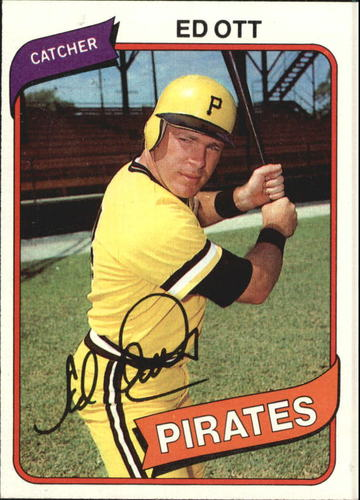 Photo of 1980 Topps #383 Ed Ott