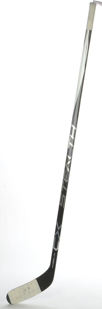 Ales Hemsky Montreal Canadiens Team Czech Republic World Cup of Hockey 2016 Tournament-Used Easton Stealth CX Hockey Stick