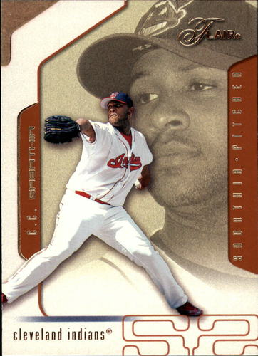 Photo of 2002 Flair #53 C.C. Sabathia