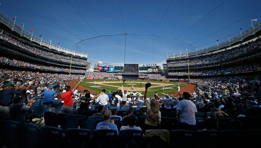 NEW YORK YANKEES GAME: 7/15 VS. TAMPA BAY (2 DELTA SKY360° SUITE TICKETS)