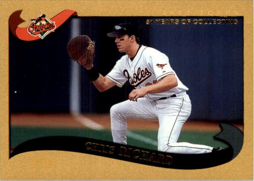 Photo of 2002 Topps Gold #588 Chris Richard