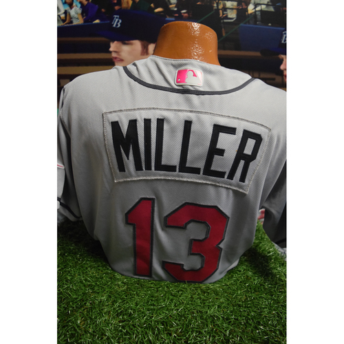 Photo of Game-Used Mother's Day Jersey: Brad Miller