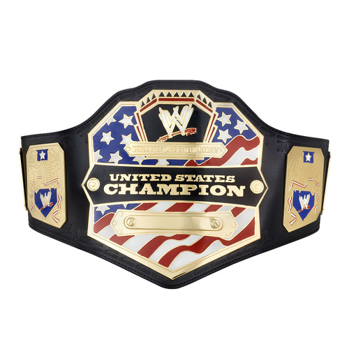 Dean Ambrose SIGNED WWE United States Championship Replica Belt