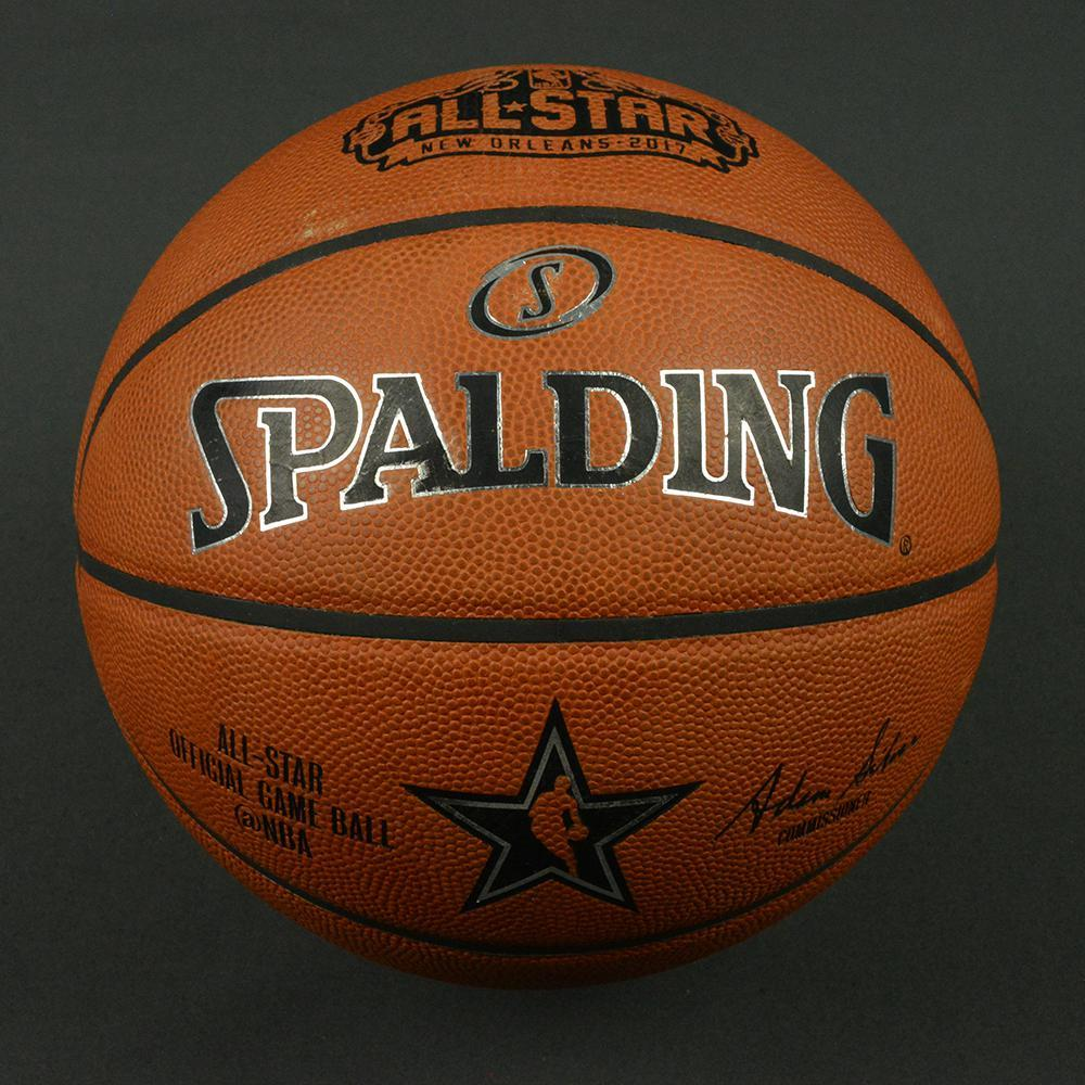 NBA All-Star Game 2017 - Practice-Used Basketball