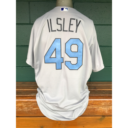 Photo of Cardinals Authentics: Blaise Ilsley Game-Used Father's Day Jersey