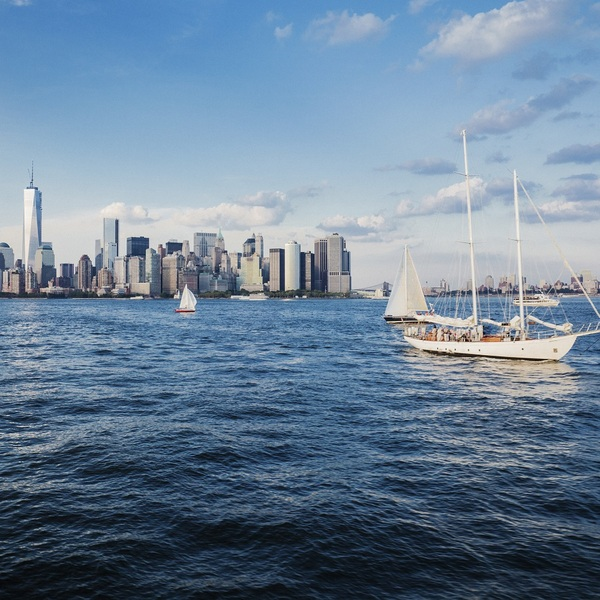 Click to view Sail the Hudson with Conrad New York.