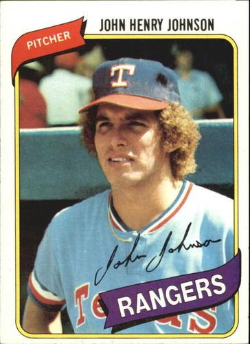 Photo of 1980 Topps #173 John Henry Johnson