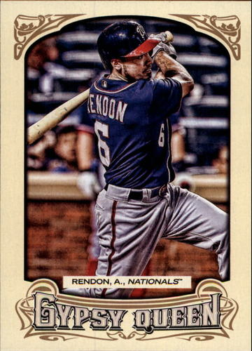 Photo of 2014 Topps Gypsy Queen #110 Anthony Rendon