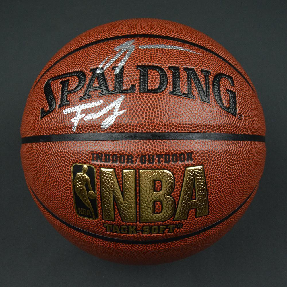 Jayson Tatum, Luke Kennard, Harry Giles and Frank Jackson - Duke University Teammates - 2017 NBA Draft - Autographed Basketball