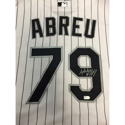 Photo of Sox Pride Club 2017 Auction: Jose Abreu Autographed Jersey