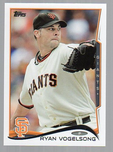 Photo of 2014 Topps #267 Ryan Vogelsong