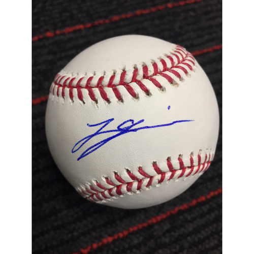 Photo of Sox Pride Club 2017 Auction: Lucas Giolito Autographed Baseball