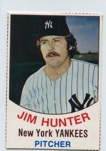 Photo of 1977 Hostess #79 Jim Hunter