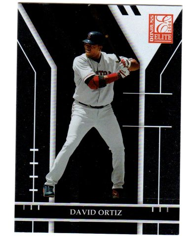 Photo of 2004 Donruss Elite #14 David Ortiz