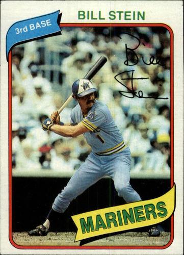 Photo of 1980 Topps #226 Bill Stein