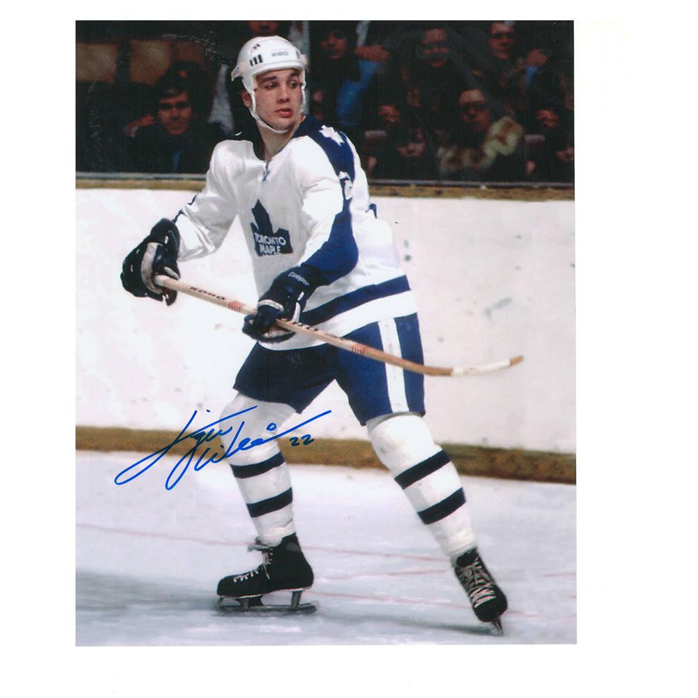 TIGER WILLIAMS Signed Toronto Maple Leafs 8 X 10 Photo - 70507