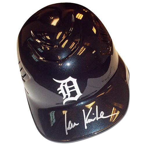 Detroit Tigers Ian Kinsler Autographed Helmet