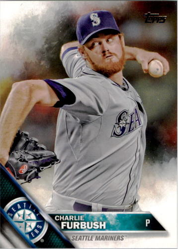Photo of 2016 Topps #304 Charlie Furbush