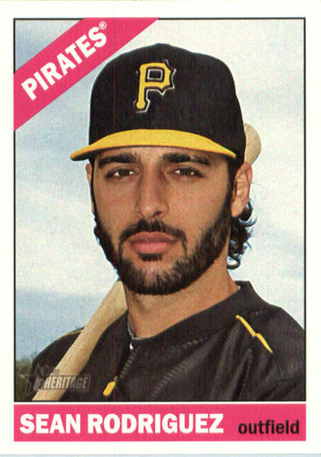 Photo of 2015 Topps Heritage #574 Sean Rodriguez
