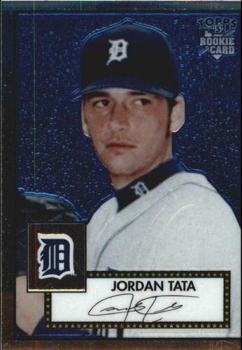 Photo of 2006 Topps 52 Chrome #4 Jordan Tata