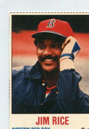 Photo of 1978 Hostess #45 Jim Rice