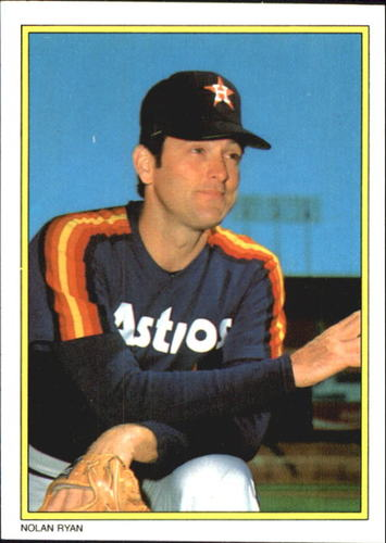 Photo of 1983 Topps Glossy Send-Ins #28 Nolan Ryan
