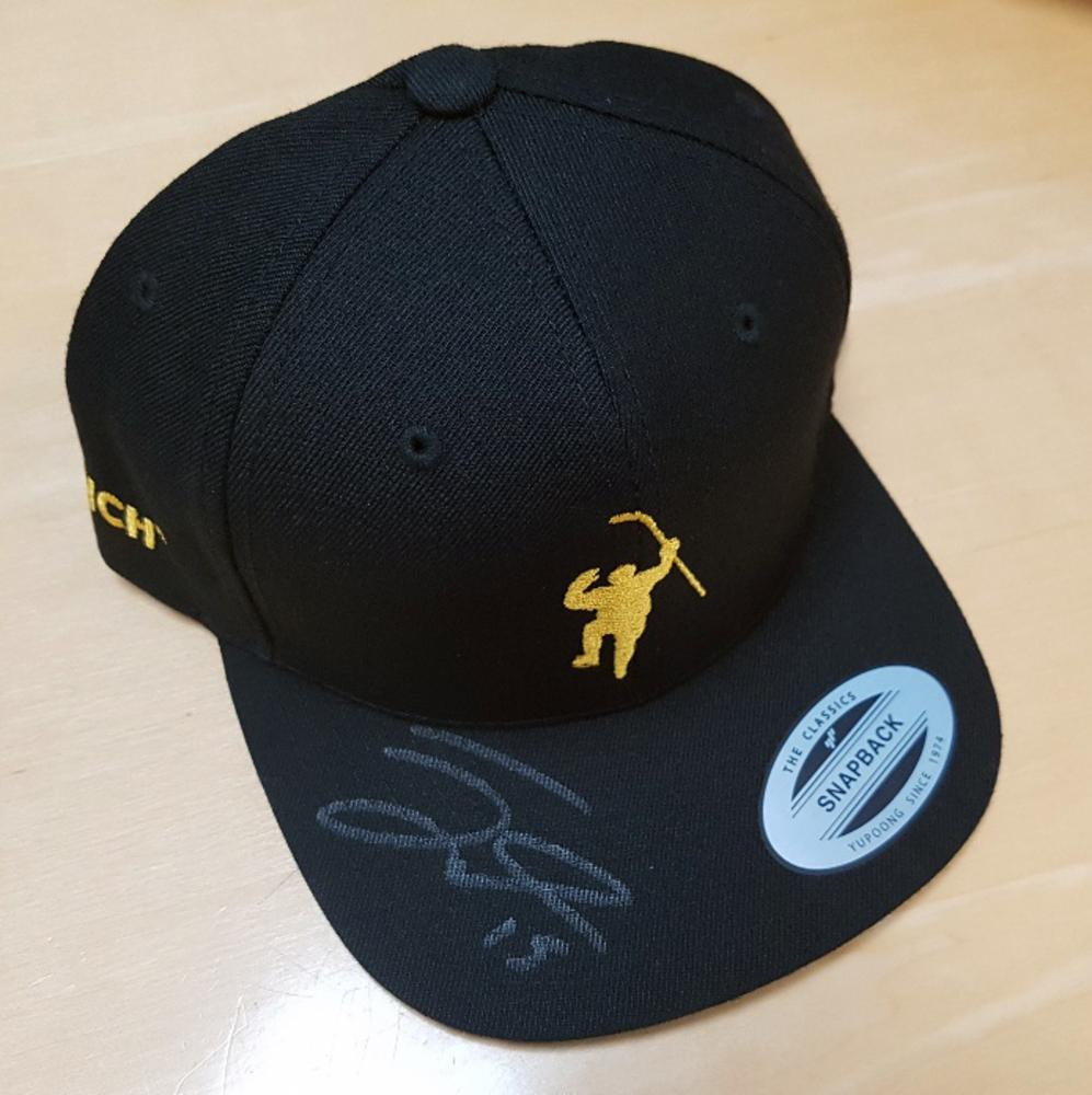 Jack Eichel Buffalo Sabres Autographed Flexfit Hat