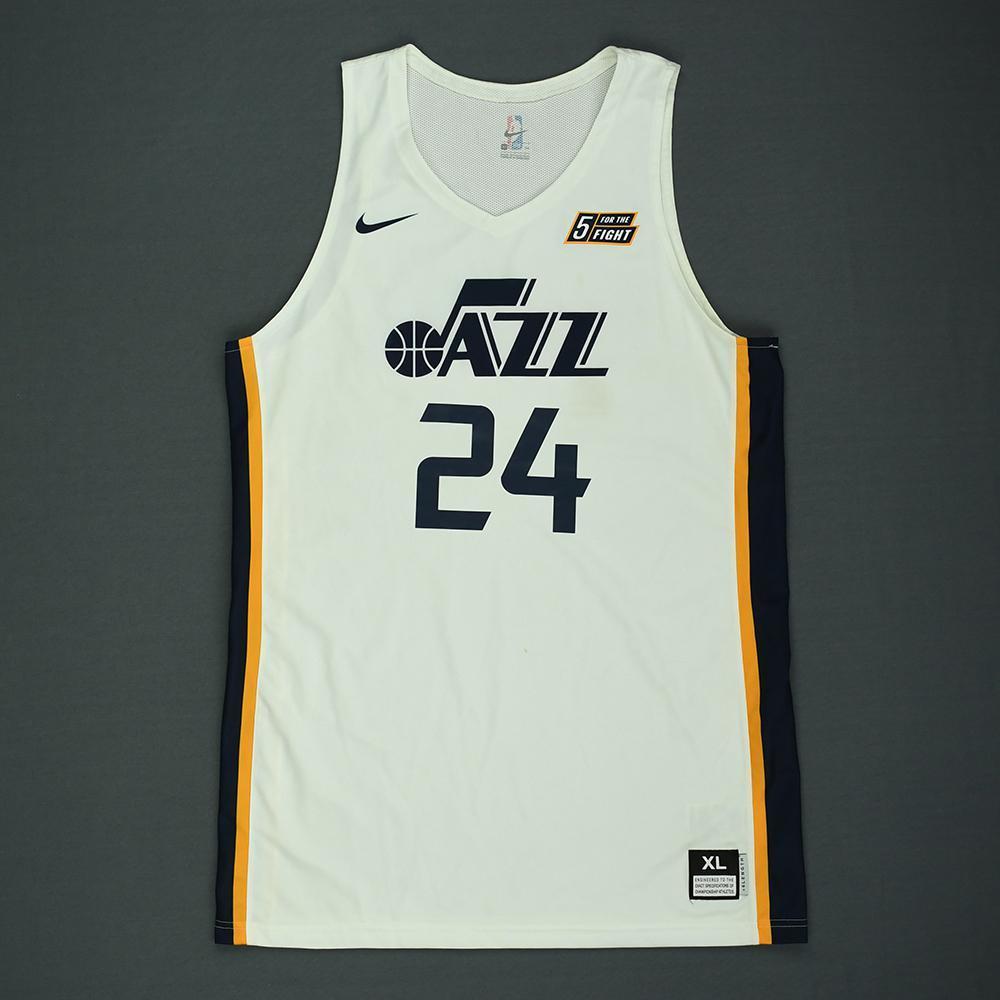 Grayson Allen - Utah Jazz - 2018 NBA Summer League - Game-Worn Jersey