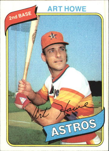 Photo of 1980 Topps #554 Art Howe