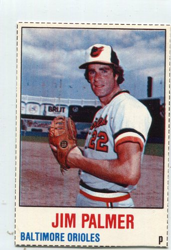 Photo of 1978 Hostess #116 Jim Palmer