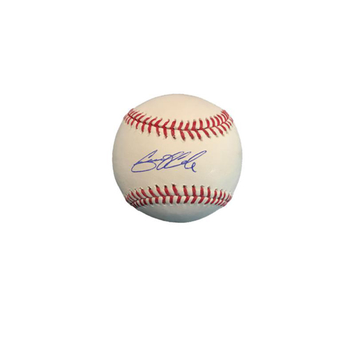 Photo of Gerrit Cole Autographed baseball