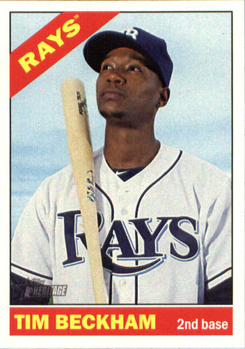 Photo of 2015 Topps Heritage #576 Tim Beckham