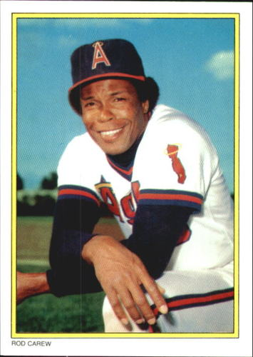 Photo of 1983 Topps Glossy Send-Ins #29 Rod Carew