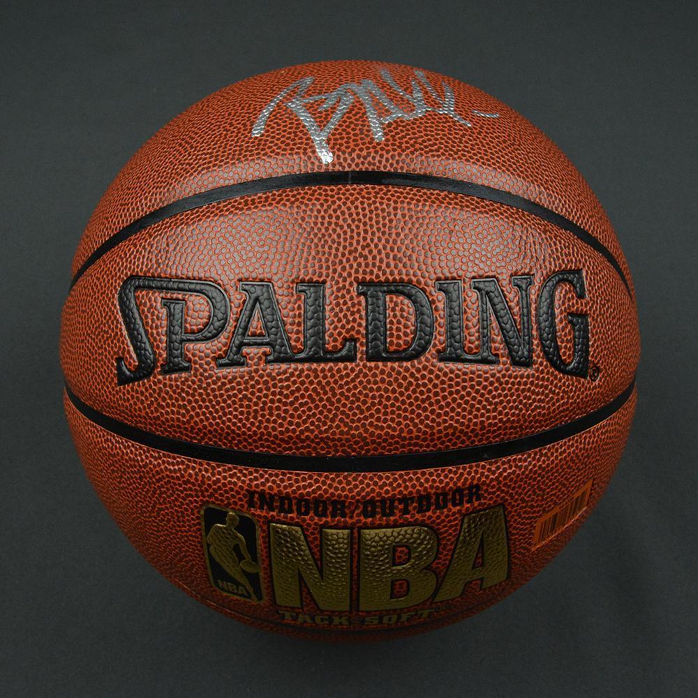 Bam Adebayo - Miami Heat - 2017 NBA Draft - Autographed Basketball
