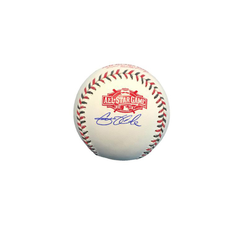 Photo of Gerrit Cole Autographed 2015 All Star Game Baseball