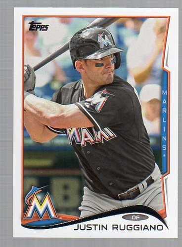 Photo of 2014 Topps #271 Justin Ruggiano