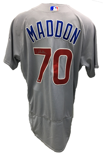Photo of Joe Maddon Autographed Jersey