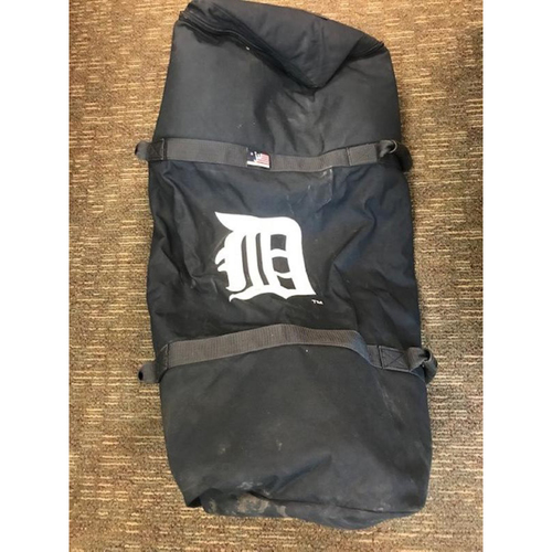 Photo of Team-Issued 2016 Detroit Tigers Equipment Bag