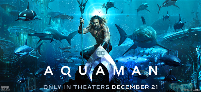AQUAMAN MOVIE PREMIERE & AFTER PARTY IN L.A. - PACKAGE 2 of 3