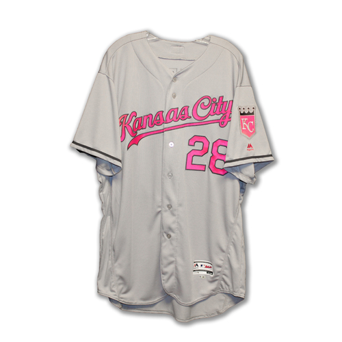 Photo of Pedro Grifol Game-Used Mothers Day Jersey (5/8/16) (Size 50)