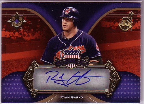Photo of 2007 Ultimate Collection America's Pastime Signatures #RG Ryan Garko