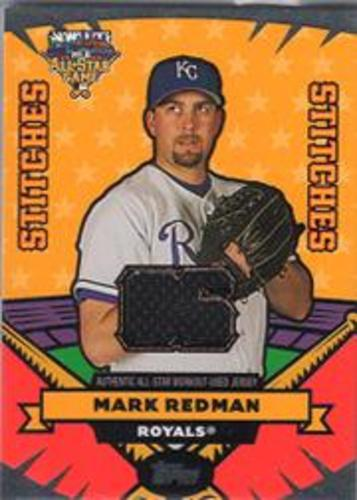 Photo of 2006 Topps Update All Star Stitches #MAR Mark Redman Jsy