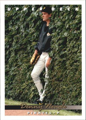 Photo of 1993 Upper Deck Gold Hologram #415 Denny Neagle