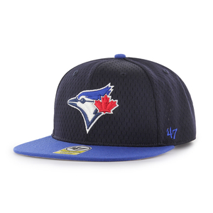 Toronto Blue Jays Youth Breathe Snapback Cap by '47 Brand