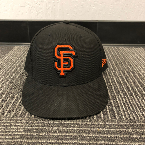 Photo of San Francisco Giants - HOLIDAY STEALS - 2017 Team-Issued Cap - Batting Practice - #53 Austin Slater - (Size: 7 3/8)